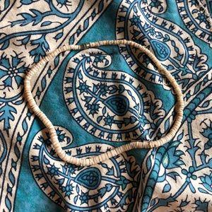 Vsco shell choker necklace